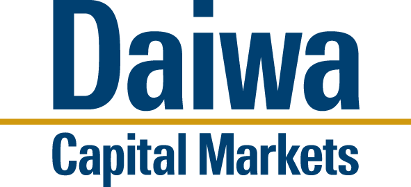 Daiwa Capital Markets blue